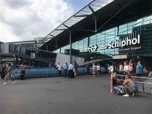 Schiphol Airport Norwagian AIr New York recensie