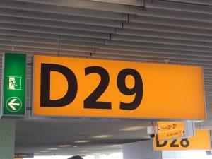 schiphol d29