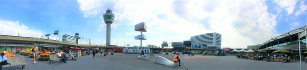Schiphol Airport toren