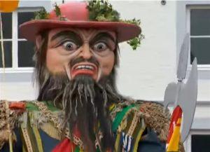 Carnaval datum