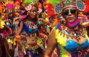 Carnaval in Curacao 2019