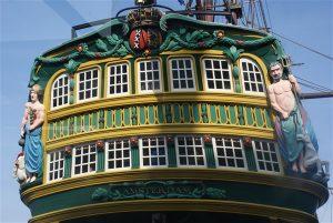 Amsterdam VOC schip