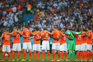 speelschema nederlands elftal