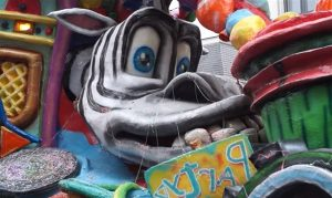 carnaval data